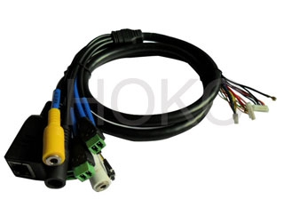Network IR high-speed camera cable